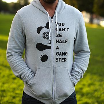 Gang - Fleece Zip Hoodie